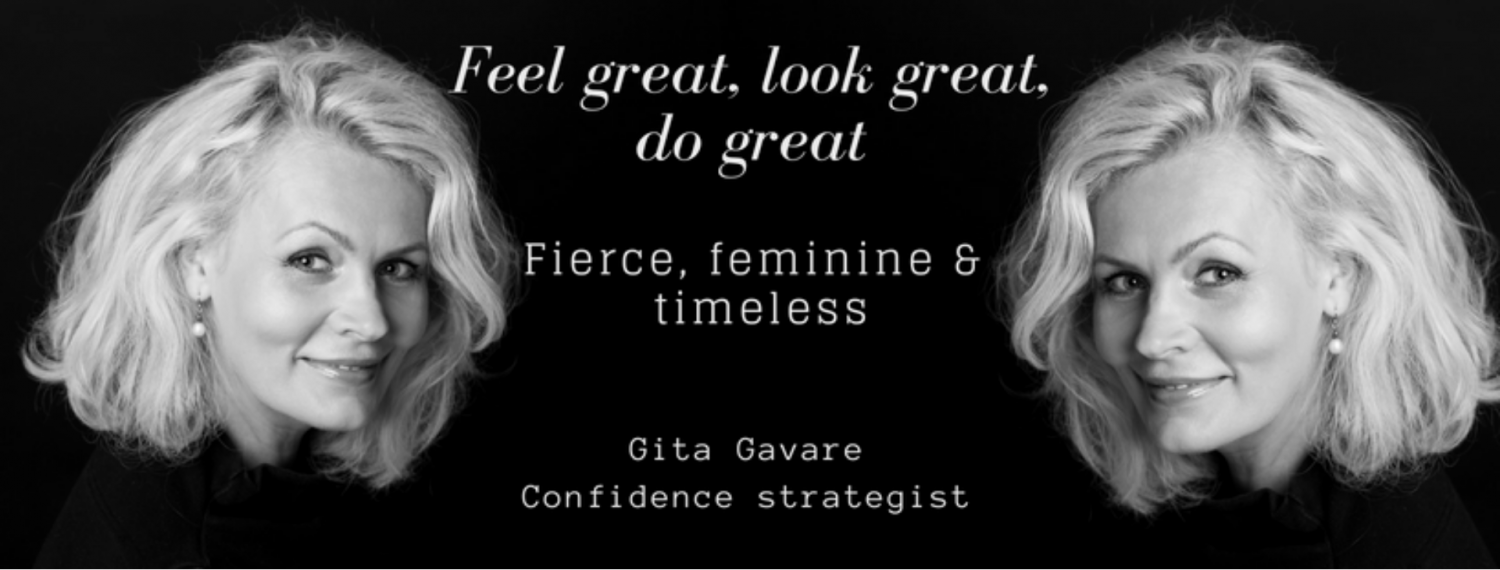 Permission to be Bold, Gorgeous & Timeless with Gita Gavare